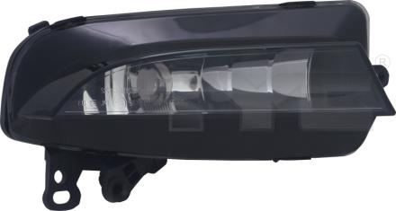 19-12121-01-9 TYC Fog Lamp Unit