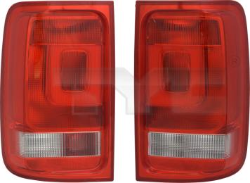 11-11807-01-2 TYC Tail Lamp Unit