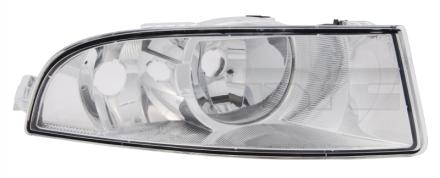 19-0829-01-2 TYC Fog Lamp Unit