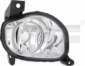 19-0479001 TYC Fog Lamp Unit