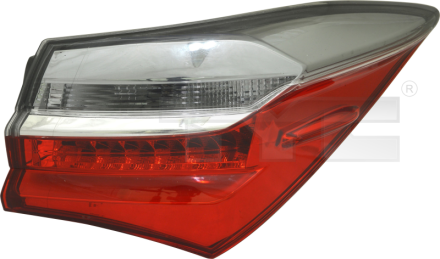 11-14299-06-2 TYC Outer Tail Lamp