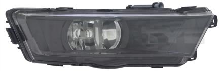 19-12613-11-2 TYC Fog Lamp Unit