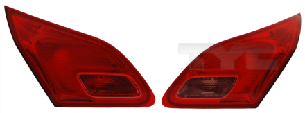 17-0285-01-2 TYC Inner Tail Lamp Unit