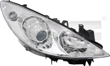 20-11223-05-2 TYC Head Lamp