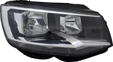 20-15239-05-9 TYC Head Lamp