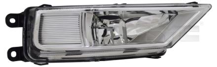 19-6215-11-9 TYC Fog Lamp Unit