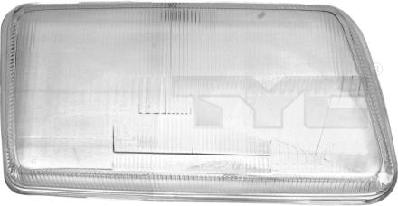 20-5477-LA-1 TYC Head Lamp Lens