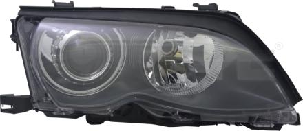 20-12325-05-2 TYC Head Lamp