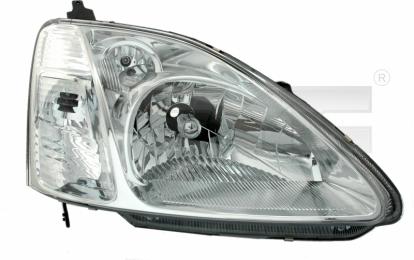 20-6251-05-2 TYC Head Lamp