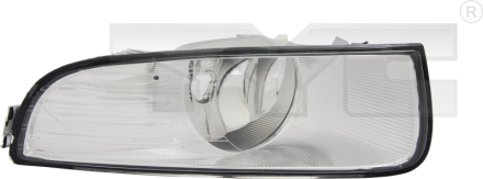 19-11017-01-2 TYC Fog Lamp Unit