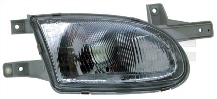 20-5897-15-2 TYC Head Lamp