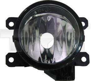 19-12077-00-21 TYC Fog Lamp Unit