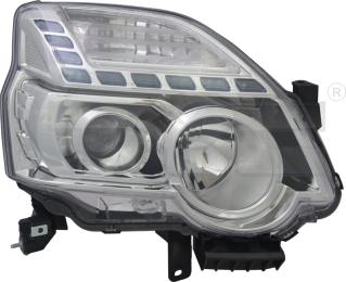 20-14401-06-2 TYC Head Lamp