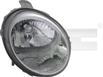 20-0047-05-2 TYC Head Lamp