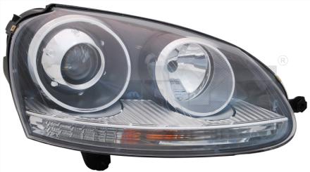 20-11257-05-2 TYC Head Lamp