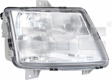 20-5509-05-2 TYC Head Lamp