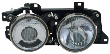20-5291-05-2 TYC Head Lamp