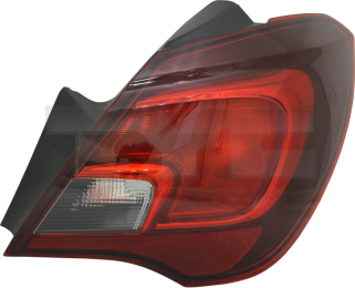 11-12833-01-2 TYC Outer Tail Lamp Unit
