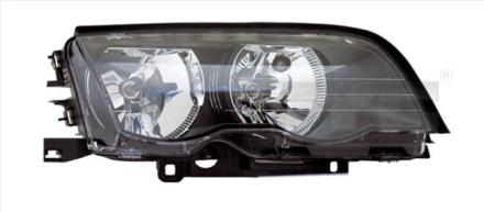 20-0011-01-2 TYC Head Lamp