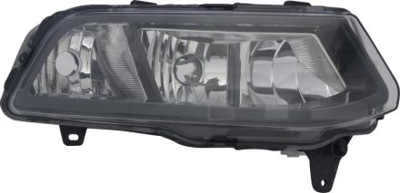 19-12331-01-2 TYC Fog Lamp Unit