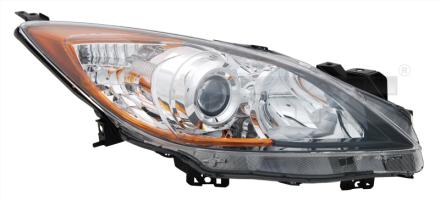 20-11997-05-2 TYC Head Lamp
