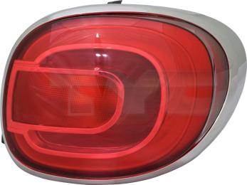 11-12363-26-2 TYC Tail Lamp Unit