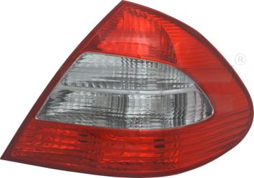 11-11769-01-9 TYC Tail Lamp Unit