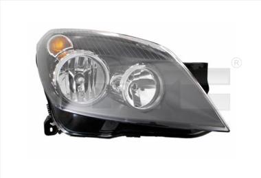 20-0389-05-2 TYC Head Lamp