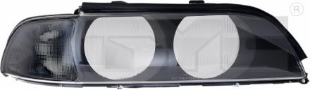 20-0379-LP-20 TYC Head Lamp Lens Set
