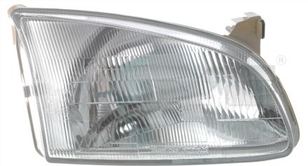 20-3693-08-2 TYC Head Lamp