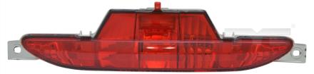 19-12467-01-2 TYC Rear Fog Lamp Unit
