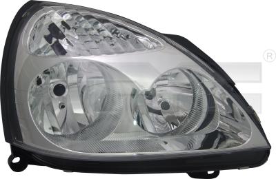 20-12825-05-2 TYC Head Lamp