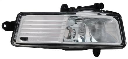 19-0865-01-9 TYC Fog Lamp Unit