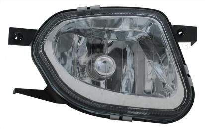 19-0449-01-21 TYC Fog Lamp Unit
