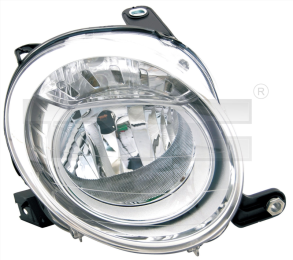 20-1493-00-21 TYC Head Lamp Low Beam