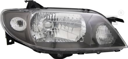 20-0137-35-2 TYC Head Lamp