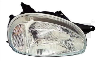 20-3203-95-2 TYC Head Lamp
