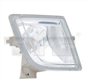 19-0703-01-2 TYC Fog Lamp Unit