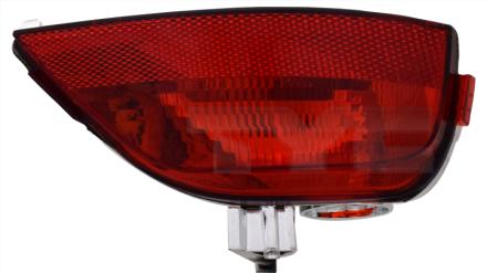 19-14943-01-2 TYC Rear Fog Lamp Unit