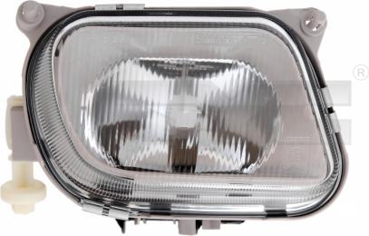 19-0181-05-9 TYC Fog Lamp
