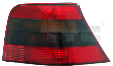 11-0253-01-2 TYC Tail Lamp Unit