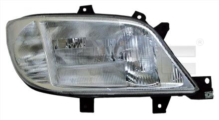 20-0495-05-2 TYC Head Lamp