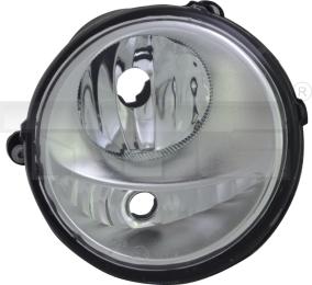 19-12161-01-2 TYC Fog Lamp Unit