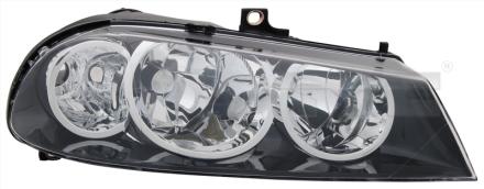 20-0743-05-2 TYC Head Lamp