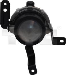 19-0839-01-2 TYC Fog Lamp Unit