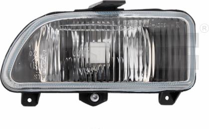 19-0279-05-2 TYC Fog Lamp