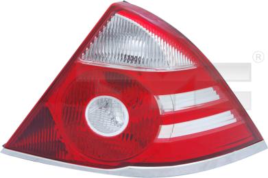11-11455-01-2 TYC Tail Lamp Unit