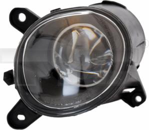19-0123-05-9 TYC Fog Lamp