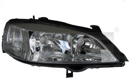 20-5487-08-2 TYC Head Lamp