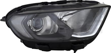 20-16941-16-2 TYC Head Lamp